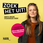 StudieKeuze Academie verzorgt workshops tijdens online studiekeuze-event